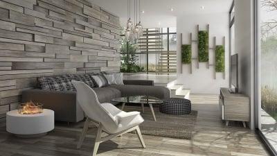 furniterus | dekorasi ruang tamu yang nyaman untuk apartemenmu