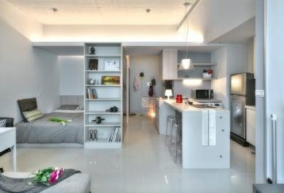 Apartemen Tipe Studio