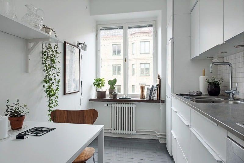 Furniterus 8 Inspirasi Dapur Cantik Yang Hemat Ruang Di Apartemenmu