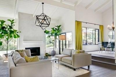 5 Tips Memilih Lampu Hias Untuk Ruang Tamu Kamu Furniterus