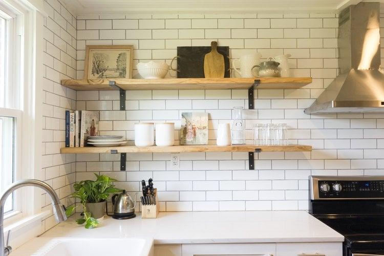 Furniterus 7 Ide Rak Dapur Minimalis Untuk Dapur Kecil