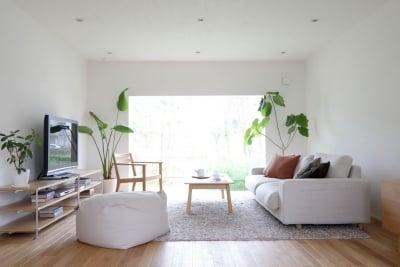 Furniture beragam ukuran pada Dekorasi rumah minimalis
