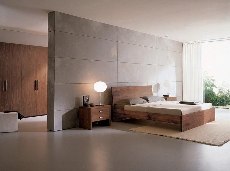 Furniterus Desain Interior Kamar Tidur Apartemen Bergaya Minimalis