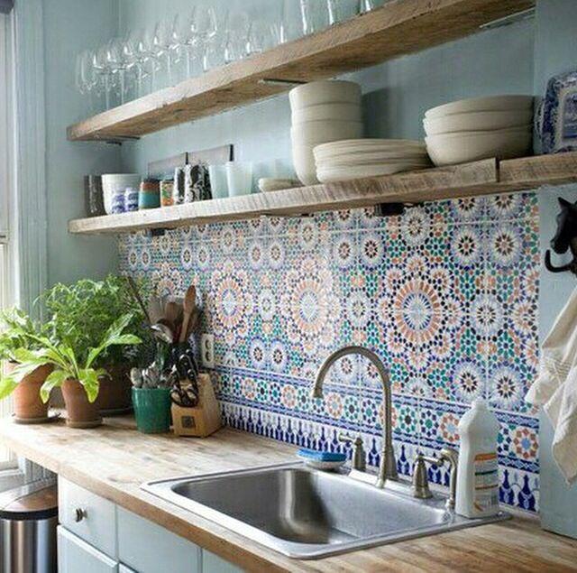 Furniterus Keramik Dinding Dapur Jenis Material Dan Variasi Desain