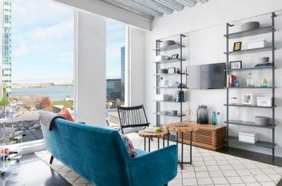 Membuka jendela membuat kamu lebih nyaman di apartemen