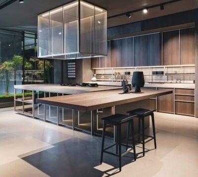 Model Kitchen Set Terbaru 2019