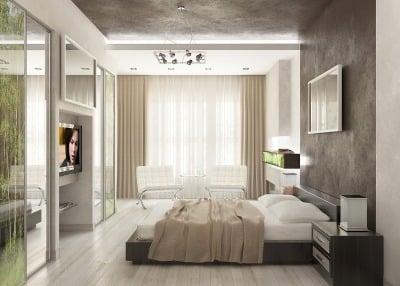 warna gorden apartemen