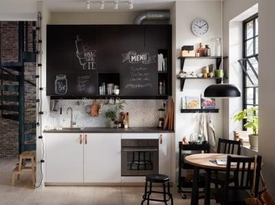Furniterus 7 Ide Desain Kitchen Set Minibar Untuk Milenial