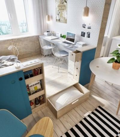 Dekorasi Apartemen Penyewa