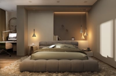 warna lampu rumah