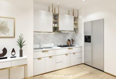 Material Kitchen Set