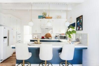 Kitchen Set Solid Surface, Kemewahan yang Terjangkau