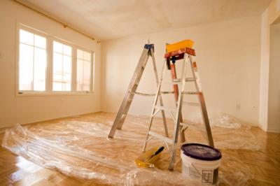 renovasi interior