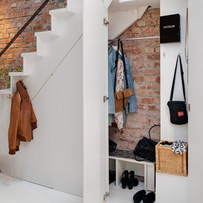 furniterus | 8 desain kabinet bawah tangga untuk