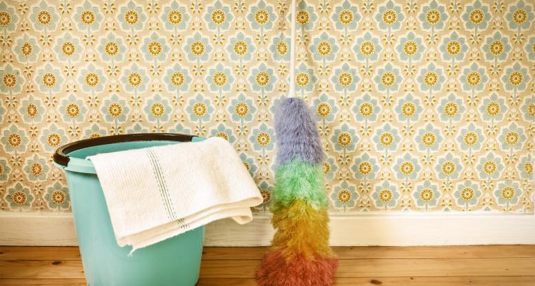cara merawat wallpaper