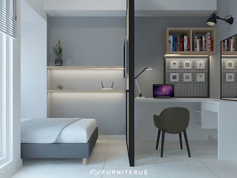 Interior Modern Minimalis Berlin