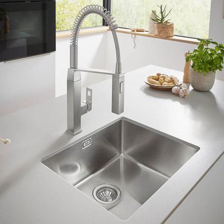 Tipe Kitchen Sink tipe undermount